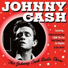 Johnny Cash The Johnny Cash Radio Show CD NEW SEALED 2017 I Walk The Line+