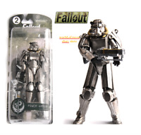 FIGURA FALLOUT 4 POWER ARMOR Legacy Collection  en Blister 17cm