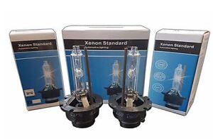 D2S - 35w - 6000k Replacement OEM Xenon Bulbs (Pair)