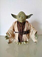 "(5859) Star Wars Yoda 2004 Hasbro ""Ask Yoda� Electronic Talking Figure"
