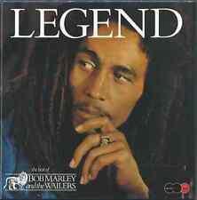 BOB MARLEY & THE WAILERS - LEGEND 2003 REMASTERED 2 X CD + 1 X DVD BOX SET
