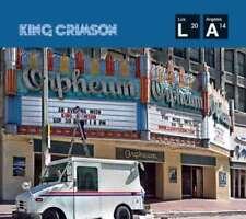 CD de musique progressifs king crimson