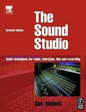 Sound Studio: Audio techniques for Radio, Television, Film and Recording by Nisb