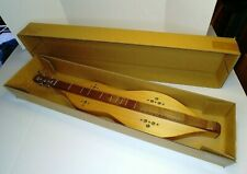 Sweet Sounds Hourglass Dulcimer Model 36