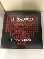 Undertale Switch PS4 Vinyl Record Soundtrack 2 LP Red Blue Drew Wise Toby Fox