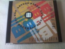 ARTHUR BAKER / AL GREEN - LEAVE THE GUNS AT HOME - 4 TRACK DANCE CD SINGLE