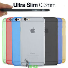 "Custodia Cover Bumper Ultra Sottile Slim per APPLE IPHONE 6 6s 4.7"" + Pellicola"