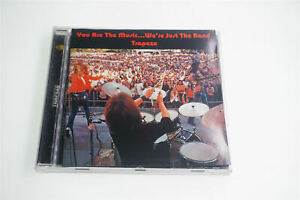 Trapeze-You Are the Music...we're Just the Band  5013929760424 CD A14506