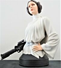 GENTLE GIANT STAR WARS PRINCESS LEIA COLLECTIBLE BUST STATUE FIGURE SIDESHOW
