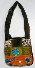 T420 FASHION TRENDY SHOULDER STRAP COTTON BAG  MADE IN NEPAL