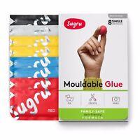 Sugru pasta adesiva modellabile - Formula per tutta la famiglia - tutti i colori