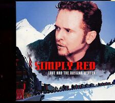 Simply Red / Love & The Russian Winter - MINT