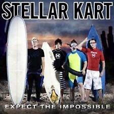 CD Stellar Kart expect the Impossible cristiano-pop punk rock Worship NUOVO & OVP