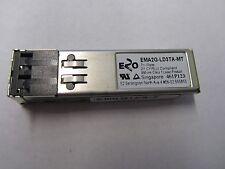 Lot of 15 pcs - E2O Emulex 850nm Transceiver GBIC EM212-LP3TA-MT