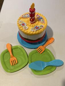 Fisher Price Servin' Surprises Birthday Set