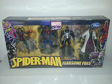 Marvel Select - Spider-Man Fearsome Foes - Disney Box Set Exclusive