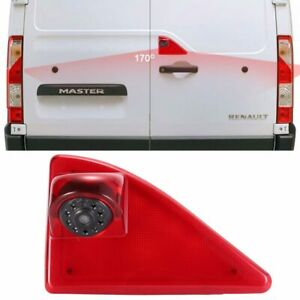 Rückfahrkamera für Opel Vauxhall Movano ab Renault Master Nissan 3.Bremsleuchte