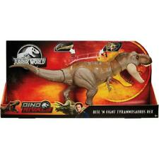 Jurassic World Bite 'N Fight Tyrannosaurus Rex with Head and Tail Strike Action