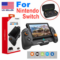 Handheld Controller Grip Console Gamepad For Nintendo Switch Motor Vibration USA
