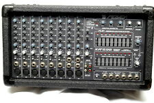 PEAVEY XR-696 POWERED MIXER