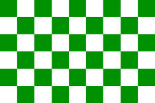 Checked/Striped Flags 5'x3' Various Colours Sport Chequered
