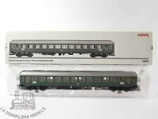 VA05 - SCALA 1 - MÄRKLIN 58024 Schnellzugwagen 2.Klasse B4üm-61 19 407 München