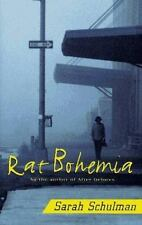 RAT BOHEMIA By Sarah Schulman - Hardcover **Mint Condition**