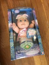 Cabbage Patch Kid Millennium Celebration Doll NIB 2000 Collector Edition-GIRL