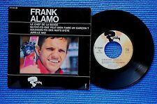 FRANK ALAMO / EP RIVIERA 231 044 / LABEL 3 / BIEM 1965 ( F )