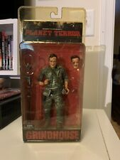 NECA Grindhouse Planet Terror - Quentin Tarantino as Rapist Action Figure 2007