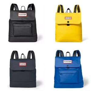 Hunter Target Backpack Medium Yellow Navy Large Blue Black 20th Anniversary XXO