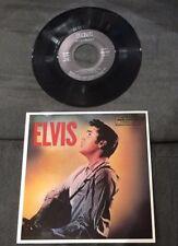 Disque 45 tours Elvis Presley - ELVIS - RCA Victor - PB 49671 - NEUF / MINT