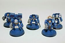 Warhammer Space Marine Terminator Squad Well Painted - JYS80
