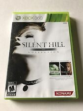 Silent Hill HD Collection (Microsoft Xbox 360, 2012) Complete