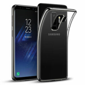 High Quality TPU Clear Gel case Cover for Samsung Galaxy S9 & S9 ,S8 & S8 Plus