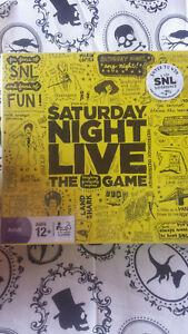 Saturday Night Live - The Game - Trivia Board Game