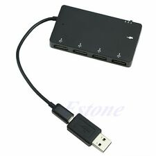 Micro USB Power Charging OTG Hub Cable Adapter Fr Samsung Galaxy S3 S4 Tablet