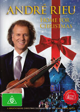 Andre Rieu: Home For Christmas * Music DVD * NEW
