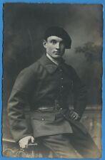 CPA PHOTO: Soldat du 29° Bataillon de Chasseurs à Pied