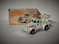 MATCHBOX SUPERFAST #66 TYRONE MALONE SUPERBOSS DOUBLE FIN STRIPE MIB L BOX 1982