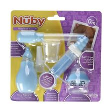 Nuby 6-Piece Medical Kit, Colors May Vary Color May Vary