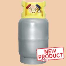 30 Lb Refrigerant Recovery Cylinder For Liquid Level Sensor Scale Cfc Hcfc Hfc