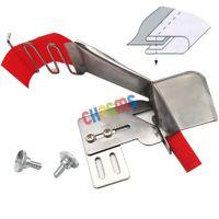 machine à coudre tresse ou attachement de dossier de classeur de bande simple