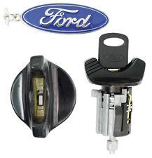 Ford Sable Taurus E150 Mustang Ranger T-Bird - Ignition Lock Cylinder w/2 Keys