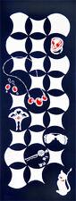TENUGUI(HAND TOWEL) (Jewel)-Free domestic shipping-
