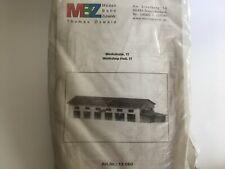 Werkshallte - Lasercut Bausatz von MBZ 12060