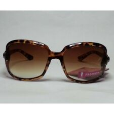 Foster Grant Women Brown Sunglasses Butterfly Style Tortoise Frame NWT