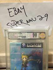 Zelda NO DENSETSU:KAZE NO TAKUTO (GameCube, 2002)JAPAN RELEASE VGA 90 ARCHIVAL