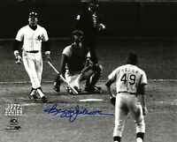 Reggie Jackson 8x10 SIGNED PHOTO AUTOGRAPHED ( HOF Yankees ) REPRINT