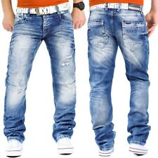 Cipo & Baxx Herren Slim Fit Regular Fit Jeans Mens Pants Freizeit Hose Denim